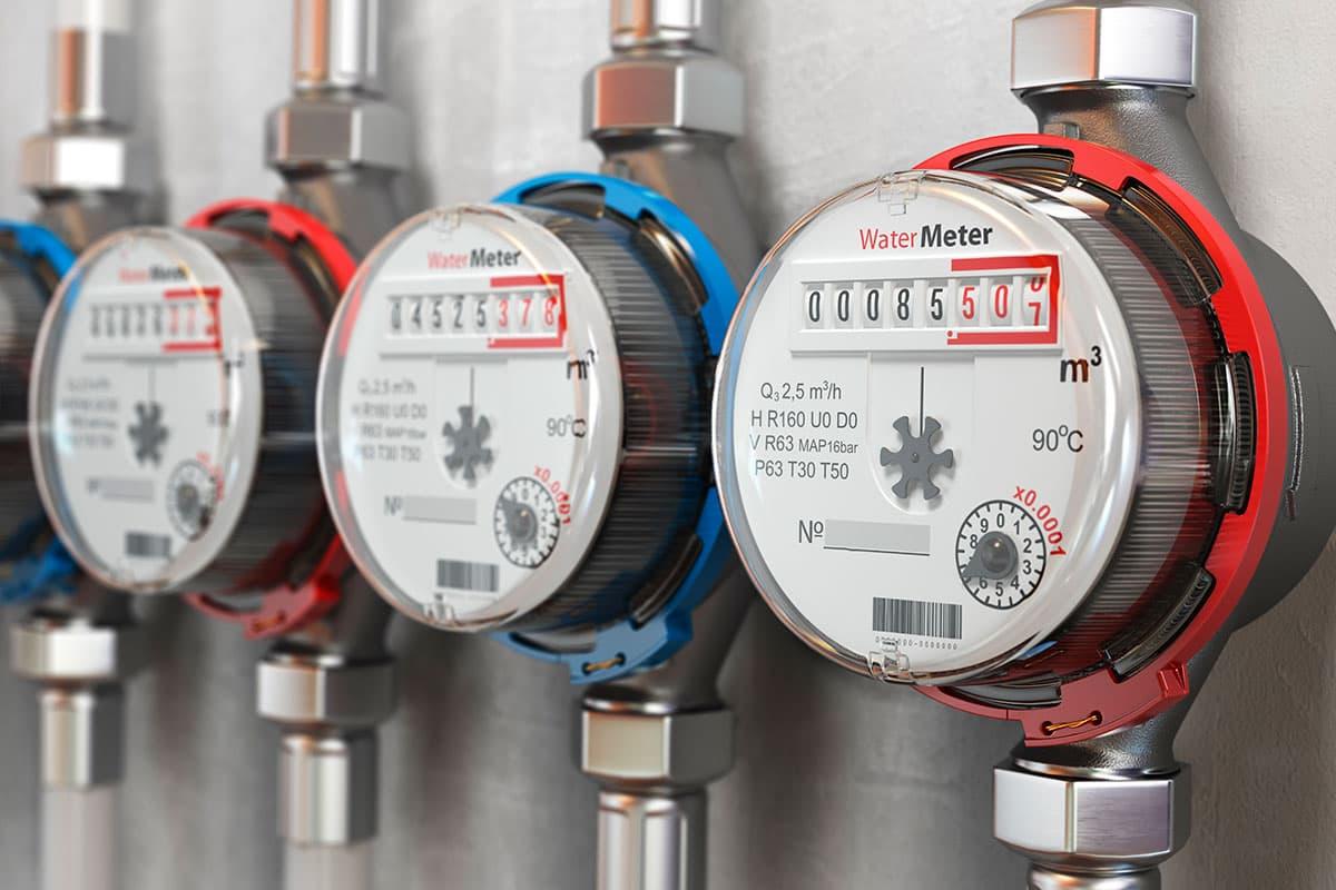 BuntBrain WaterMeters